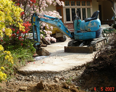 Garden Landscaping Machinery